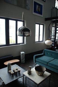 Marianne Evennou - Paris apartment