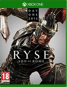 Ryse Son of Rome Day One Edition (xbox One - - for sale online Playstation 2, Xbox 1, Xbox One S, Ryse Son Of Rome, Xbox One Video Games, Video Game Names, Xbox Games, Karaoke, Capcom Vs Snk