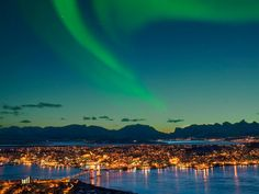 The Northern Lights - One of Travel's Best Wonders of the World for 2015