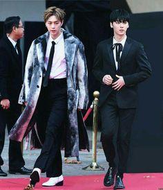"""Cerita ke 21 : """"it was love"""" Kumpulan oneshot Minhyunbin. Kwon Hyunbin x Hwang Minhyun Minhyunbin ✨ Kwon Hyunbin, Produce 101 Season 2, Hyun Bin, Fanfiction, Wattpad, Kpop, Seasons, Boys, Fictional Characters"""