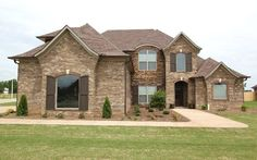 The Beaumont plan -- built in Wyndchase by DTB Construction in Jackson TN. Call Alan Castleman