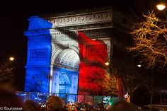 Paris Arco del Triunfo
