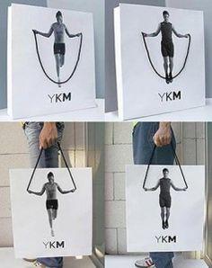 Sacolas YKM #bags