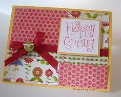 Happy Spring Cards