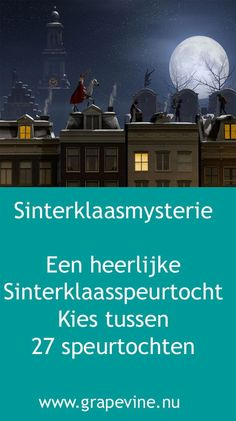 Een heerlijke Sinterklaasspeurtocht voor een  oergezellige pakjesavond thuis met het gezin! Deze speurtocht bestaat  uit leuke raadseltjes die naar specifieke verstopplekken voor pakjes in  en (in één geval) om het huis leiden (denk: koelkast, wasmachine,  kussen, fiets etc.). U kunt er op rekenen dat deze verstopplekken in uw  huishouden en de meeste andere Nederlandse huishoudens te vinden zijn! Most Beautiful Pictures, Cool Pictures, Party Mix, Anime Eyes, Leiden, In The Heights, Seasons, Carnival, Seasons Of The Year