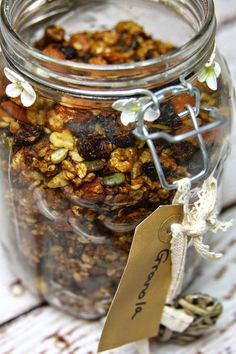 One of my all time favourite breakfasts to have is granola. However, it can …