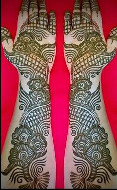 Very Simple Mehndi Designs, Mehandhi Designs, Back Hand Mehndi Designs, Stylish Mehndi Designs, Latest Bridal Mehndi Designs, Mehndi Designs Book, Mehndi Designs For Girls, Mehndi Designs For Beginners, Wedding Mehndi Designs