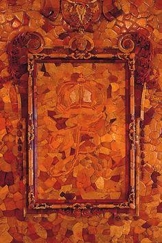 Amber frame