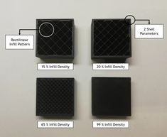 3d Printing, Electronics, Prints