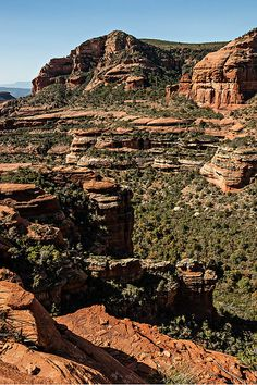 Fay Canyon, Sedona, Arizona; photo by Scott McAllister