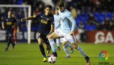 El Celta debuta en Copa con victoria (0-1) contra el UCAM. @Celta #9ine