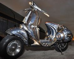 Steampunk Vespa Guardian_12