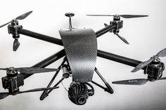 best drones 2016 - flir thermal