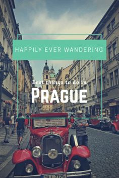 Top things to do in Prague for first time travelers! Check them out here :) European Vacation, European Destination, European Travel, Euro Travel, Prague Travel Guide, Europe Travel Guide, Travel List, Travel Guides, Packing For Europe