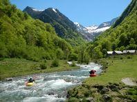 Kanoën, rafting op de Ariège