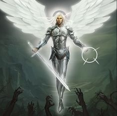 Vampire wars by peachbiscuit Male Angels, Angels And Demons, Angel Man, Angel And Devil, Character Inspiration, Character Art, Christian Warrior, Angel Warrior, Demon Art