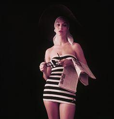 Milton Greene - Photographer Jean Patchett 1953