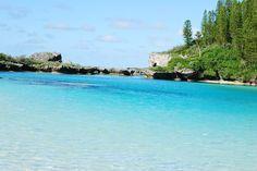 Piscine Naturelle in New Caledonia