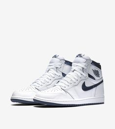 Air Jordan 1 Retro High OG ?Metallic Navy? Available With Free Shipping!
