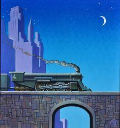 Steam by Robert LaDuke