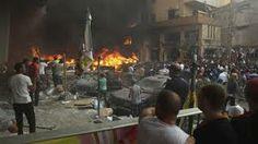 قتل 12 شخصا في تفجير سيارة ملغومة بالعراق تحمل بصمات القاعدة