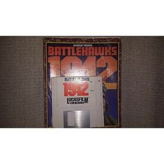 Battlehawks 1942 for Commodore Amiga from Lucasfilm Games