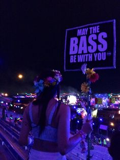 may the bass be with you!