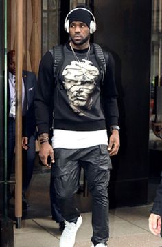 leonardhq: GQ 20 Most Stylish Men Alive 2015: Lebron James Leonard HQ