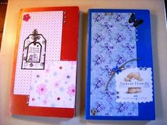 Notepads from stash 5