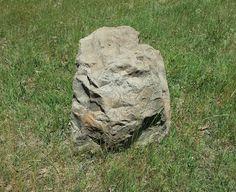 """Fake Rock Well Head Cover Rock , Cap Rock  51""""L x 33"""" W x 30"""" H 47 lbs. Item# 2155"""
