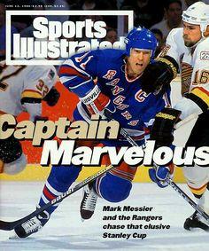 Mark Messier - New York Rangers