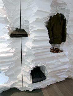 Retail Design | Store Interiors | Shop Design | Fashion Retail Store Interior Design capas yeso biblioteca local