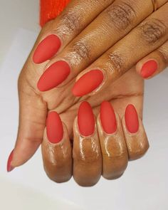 Divas where ya at? A classic red gets no better than this matte special using 'Diva' Red Nails, Swatch, Salons, Diva, Manicure, Polish, Nail Art, Classic, Pretty