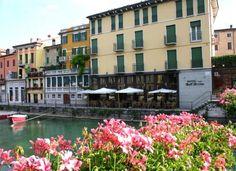Peschiera Del Garda, love this place!