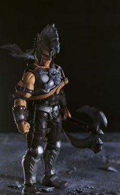 Ares (Dark Avengers) (Marvel Legends) Custom Action Figure
