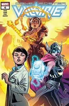 Valkyrie: Jane Foster - Thor by Mahmud Asrar * Marvel Comics, Marvel Comic Books, Marvel Art, Marvel Characters, Marvel Heroes, Thor Marvel, Jane Foster, Female Thor, Comics