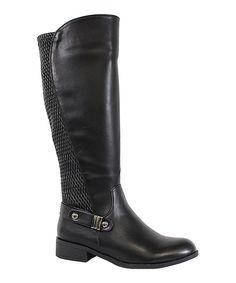 Black Alex Boot