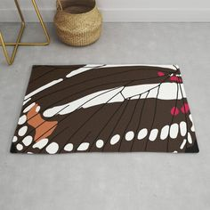 Butterfly Wings, Accent Pillows, Floors, Kids Rugs, Make It Yourself, Art Prints, House Styles, Amazing, How To Make