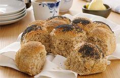 Frukostbröd, kalljästa  Receptbild - Allt om Mat