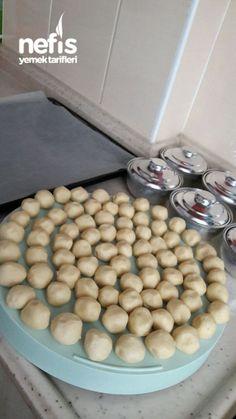 Hindistan Cevizli Sütlü Kurabiye - Nefis Yemek Tarifleri Biscotti, Nutella, Cereal, Cookies, Vegetables, Breakfast, Desserts, Food, Crack Crackers