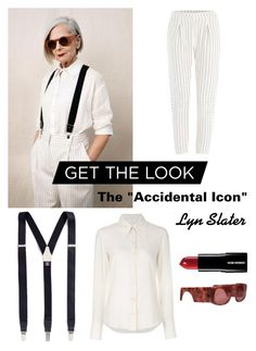 """""""Get the Look/Accidental Icon"""" by im-karla-with-a-k on Polyvore featuring Paisie, Albert Thurston, Chloé and Valentino"""