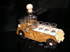 Tractor, Automobile, Liquor