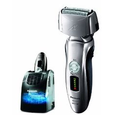 $89.99 + Free Shipping w/ Coupon Code inside (Save 25%) – Panasonic ES-LT71-S Men's 3-Blade(Arc 3) Wet/Dry Nanotech Rechargeable Electric Shaver with Vortex Cleaning System, Silver
