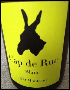 El Alma del Vino.: Celler Ronadelles Cap de Ruc Blanc 2010.