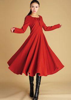 grey wool jacket long wool coat dress coat dress coat dress