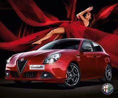 Pasja i tradycja! Oto nowa Alfa Romeo Giulietta Sprint.