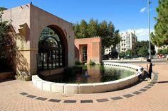 Plaza Juan XIII - Cartagena - España