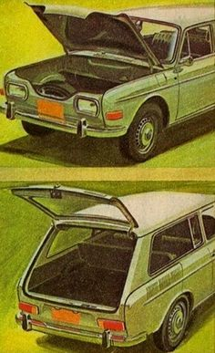 1970 VW Variant - Brasil cool picture of a early 4 series. My first car was a 73 412 wagon that my parents bought new.
