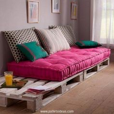 Upcycled Pallet Plans | Pallet Ideas by Pallet Ideas