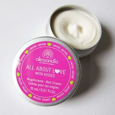 Alessandro All About Love Nagelcreme, Image by Hey Pretty